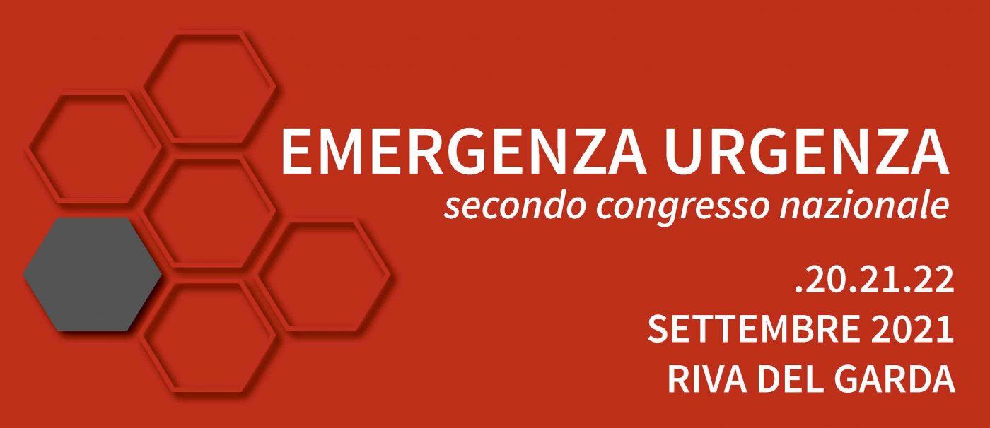 Secondo Congresso Nazionale di Emergenza e Urgenza Sanitaria